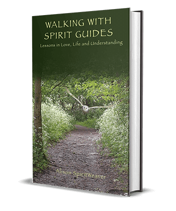 Walking with Spirit Guides Book