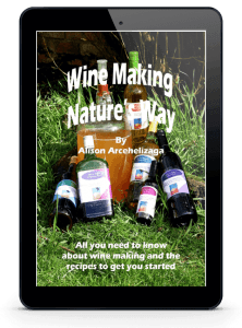 Wine Making Natures Way E-Book